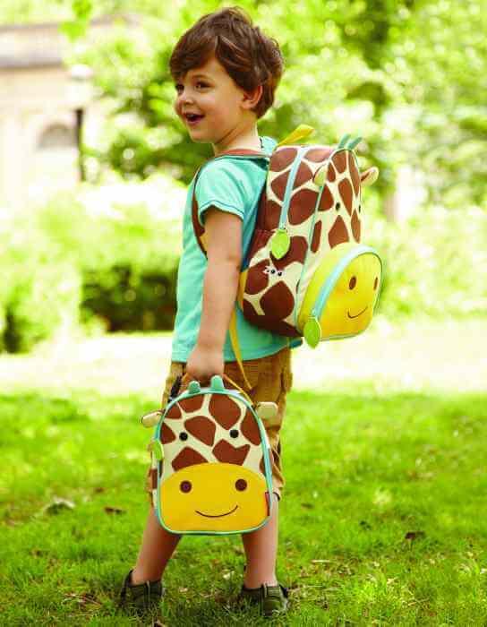 Skip Hop Sırt Çantası(Zürafa)