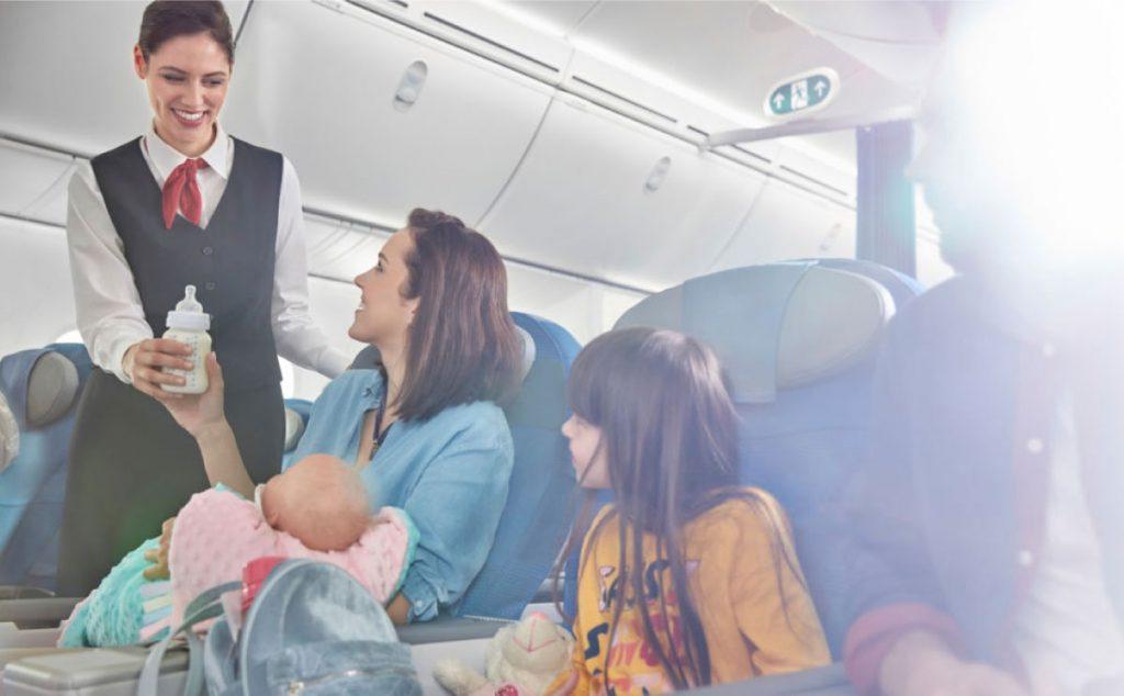 1 Aylık Bebek Uçak Yolculuğu Yapabilir Mi