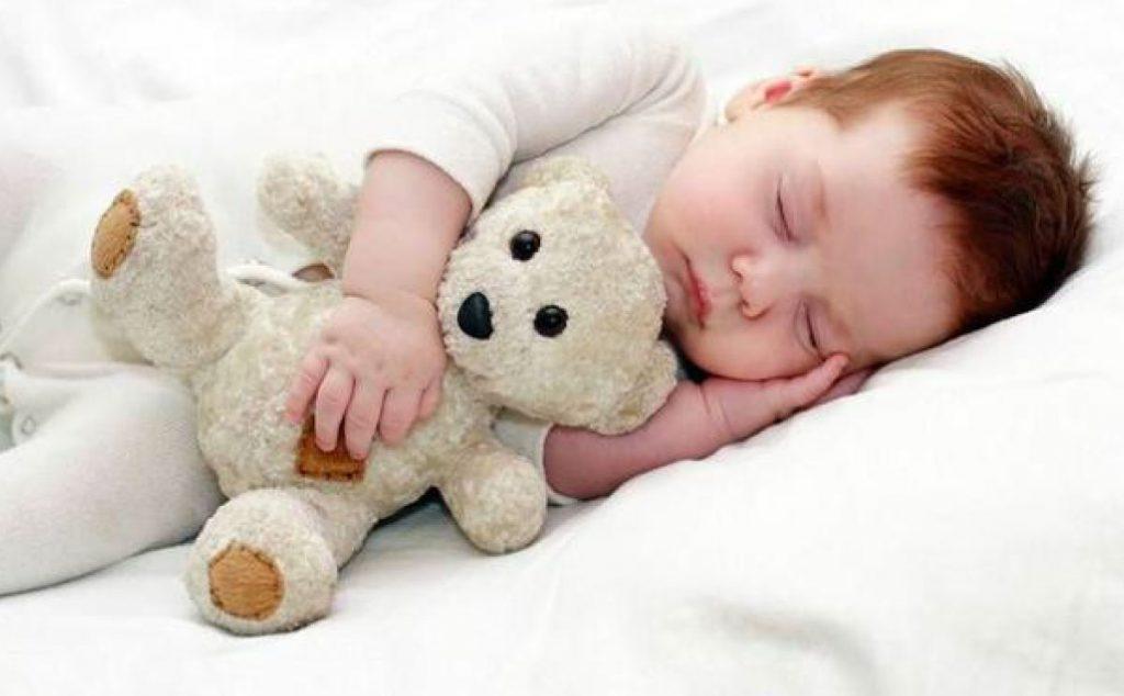 Bebeklerde Uyku Düzeni Tablosu