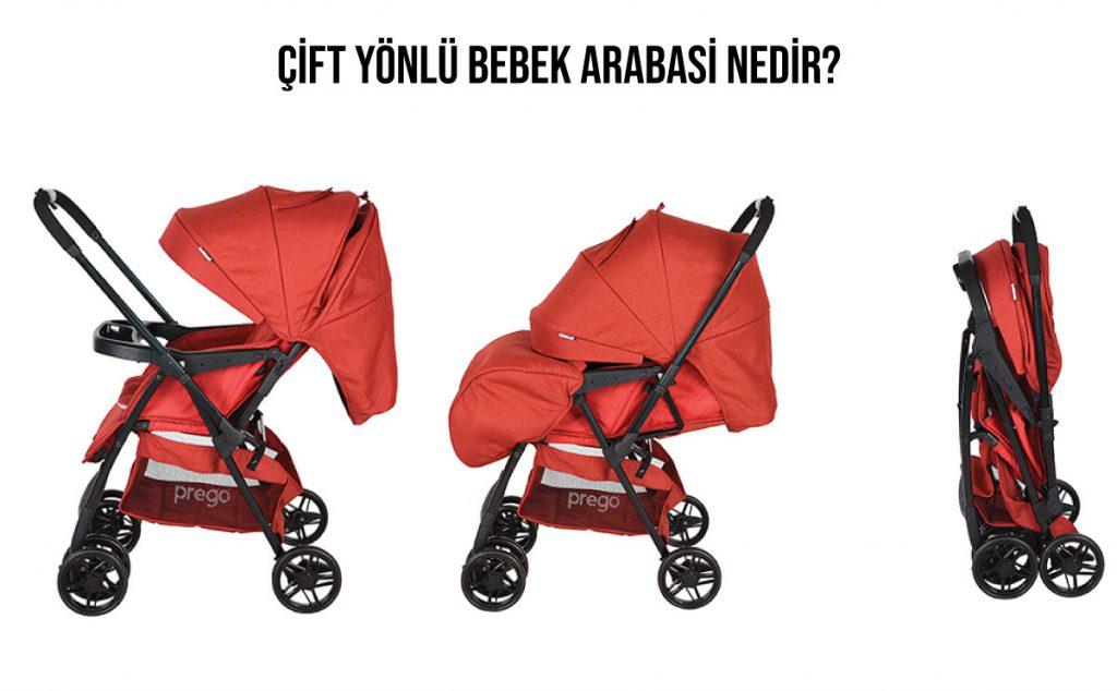 Çift Yönlü Bebek Arabası Nedir