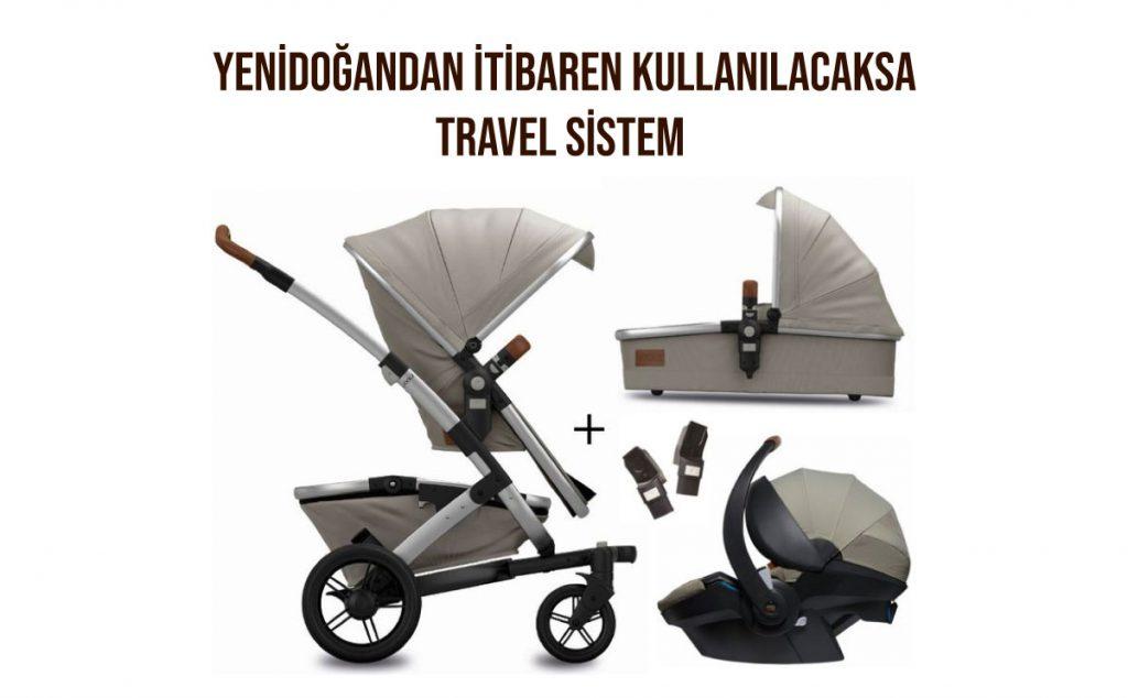 Yenidoğandan İtibaren Kullanılacaksa: Travel Sistem