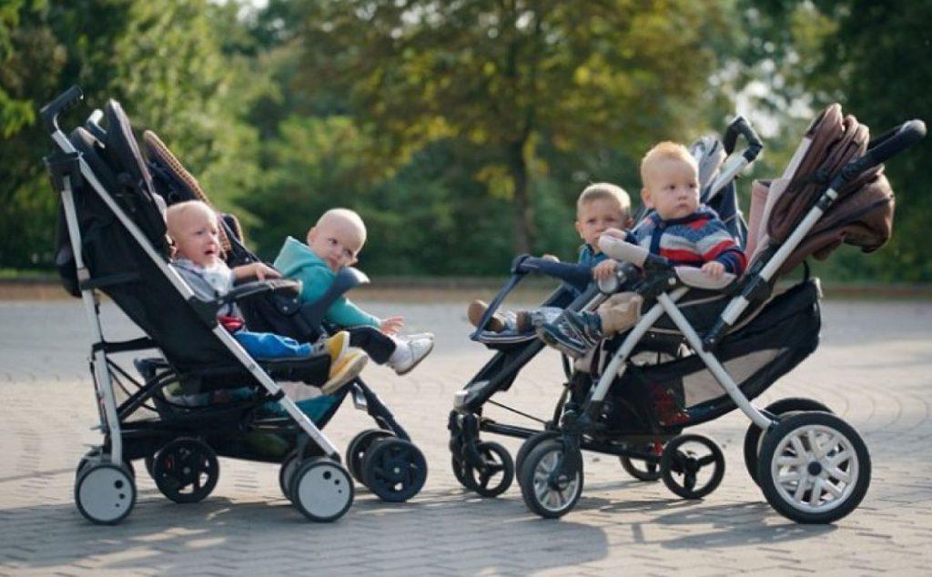 İkiz Bebek Arabası Seçimi