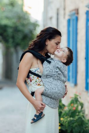 Neko Toddler Efes Paisley Hazel Açık