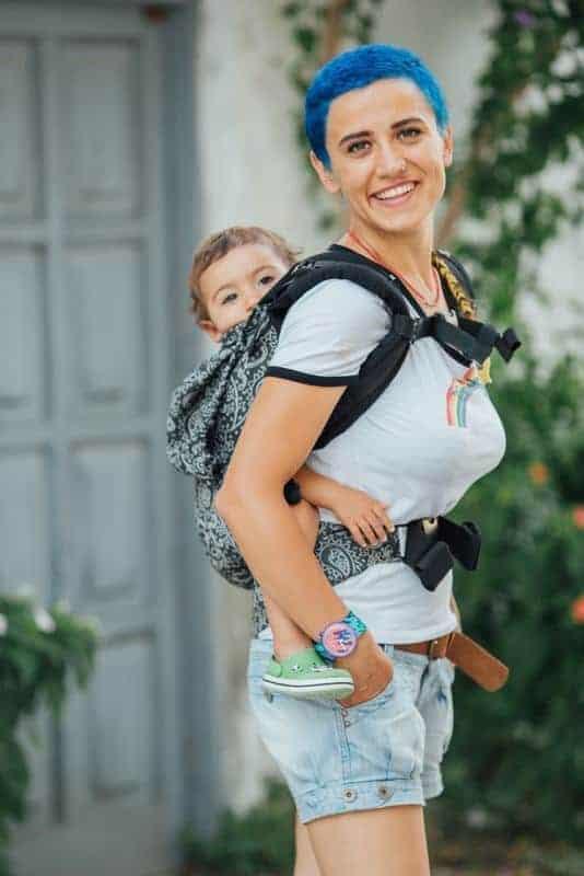 Neko Toddler Efes Paisley Hazel