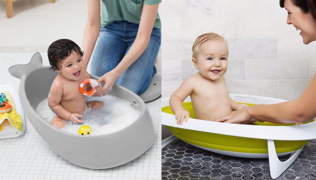 Bebek Küveti Çeşitleri