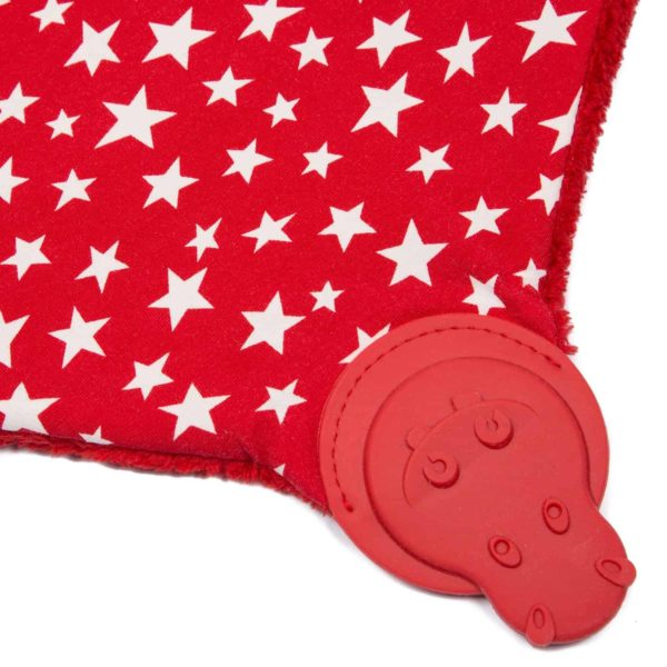 Cheeky Chompers Comfortchew Red Stars