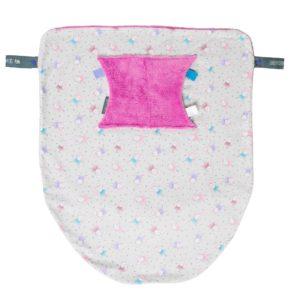 Ballerina Mice Cheeky Blanket