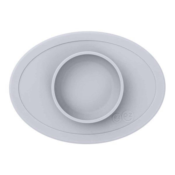 EZPZ tiny bowl açık gri