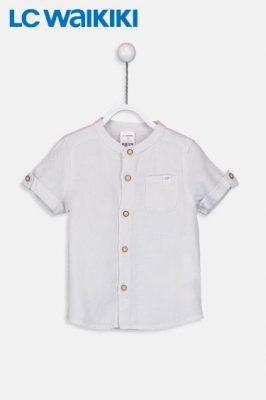 lc waikiki erkek bebek gömlek