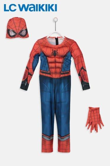 lc waikiki erkek çocuk spiderman