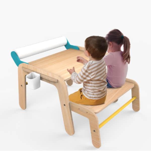 Mamatoyz Masa Aktivite ve Çalışma Masası   Büyük Boy 3