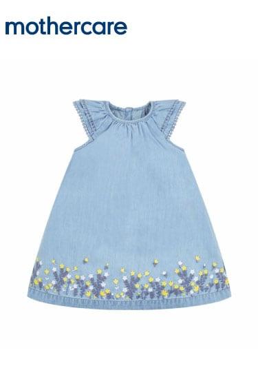 mothercare kolsuz elbise