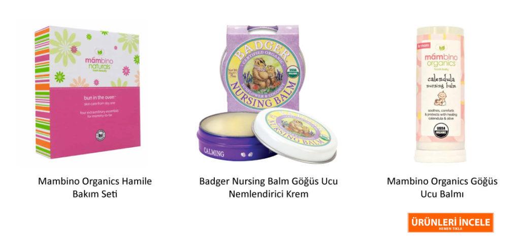 Nursing Balm Göğüs Ucu Nemlendirici Krem