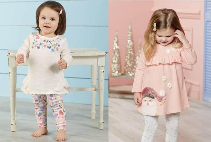 Bebek Kıyafet Markaları