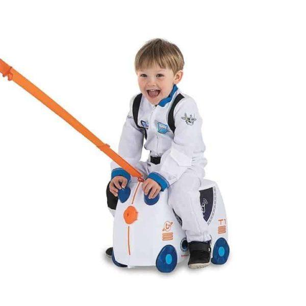 Trunki Çocuk Bavulu Uzay Gemisi Skye 2