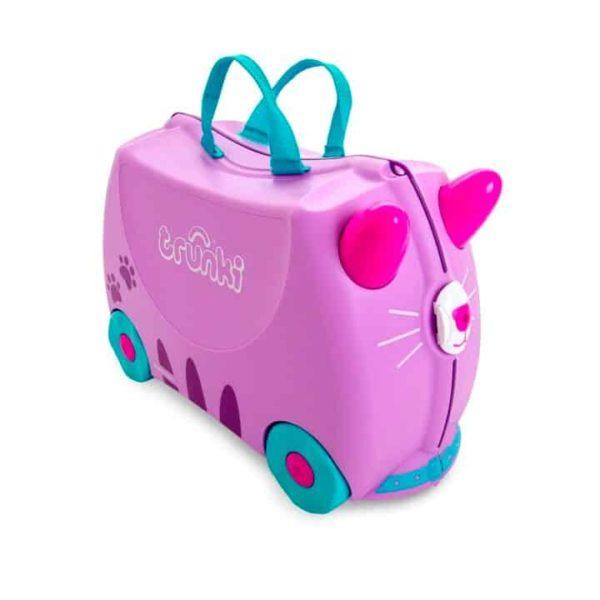 Trunki Çocuk Bavulu Kedi Cassie