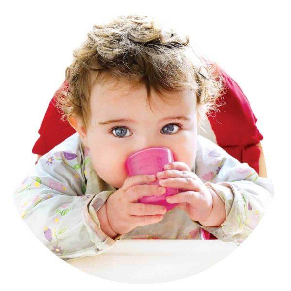 Baby cup ilk bardaklar 4 lü paket 4