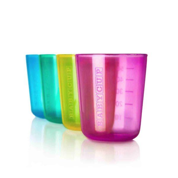 Baby cup ilk bardaklar 4 lü paket