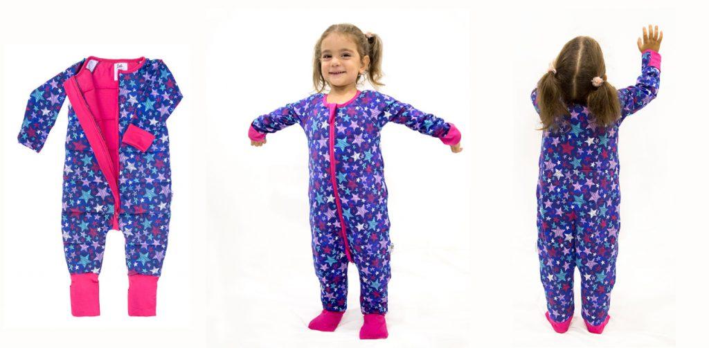Bebek Uyku Tulumu İçine Ne Giyilir?