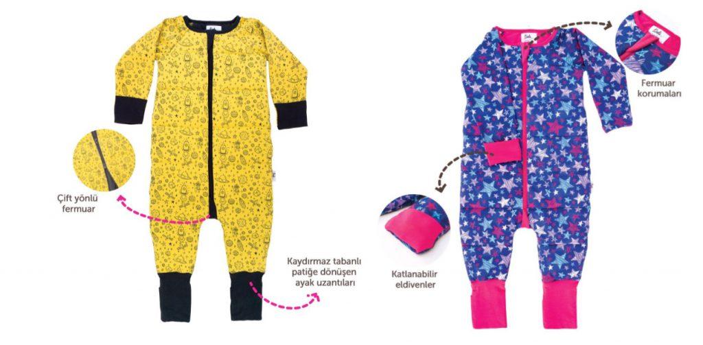 Bebek Uyku Tulumu Nasıl Giydirilmeli