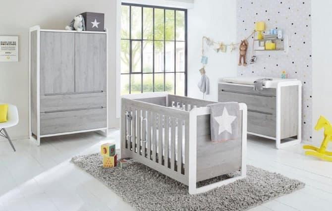 Küçük Bebek Odası Dekorasyon Fikirleri