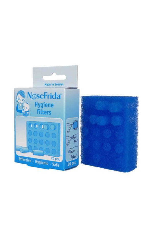 NoseFrida yedek filtre