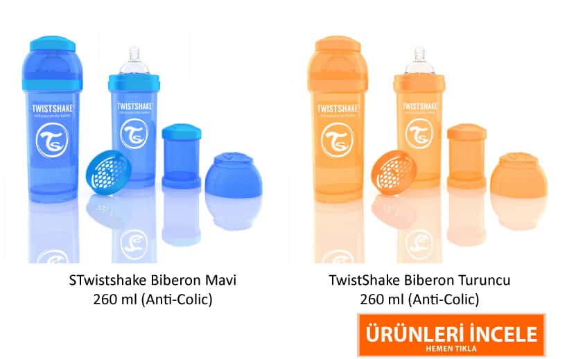 Twistshake Biberon