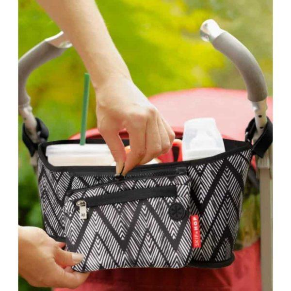 Skip Hop Bebek Arabası Düzenleyicisi Zebra 3