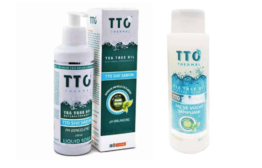 TTO Şampuan