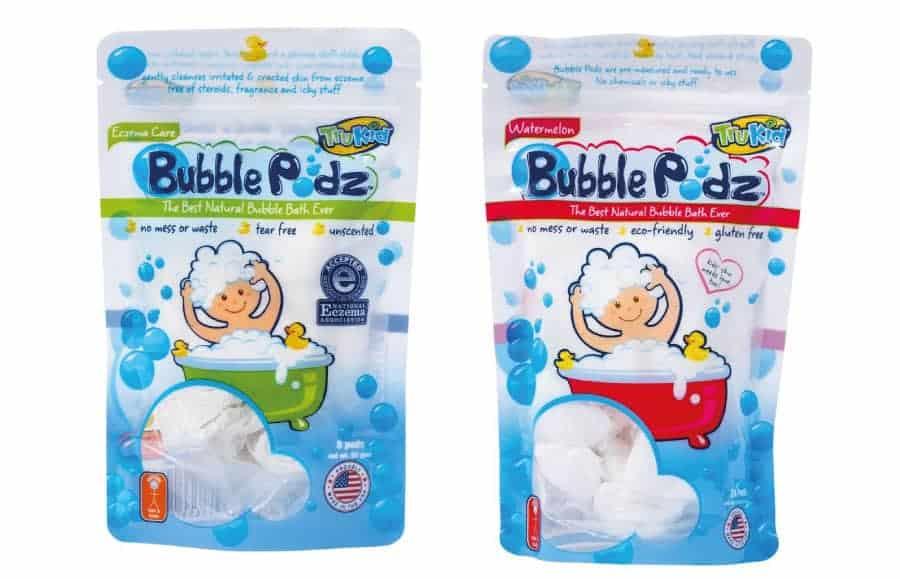 Trukıd Bubble Kapsül Banyo Köpüğü, Egzama Bakımı