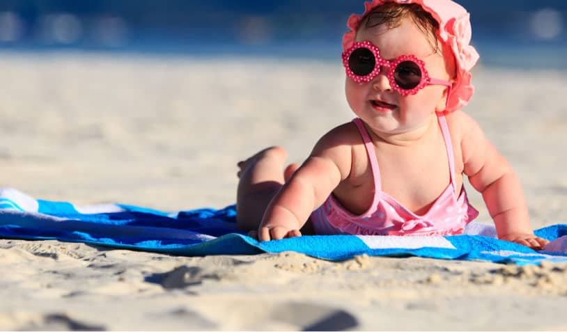 Bebek Güneş Kremi Seçerken Dikkat Etmeniz Gerekenler