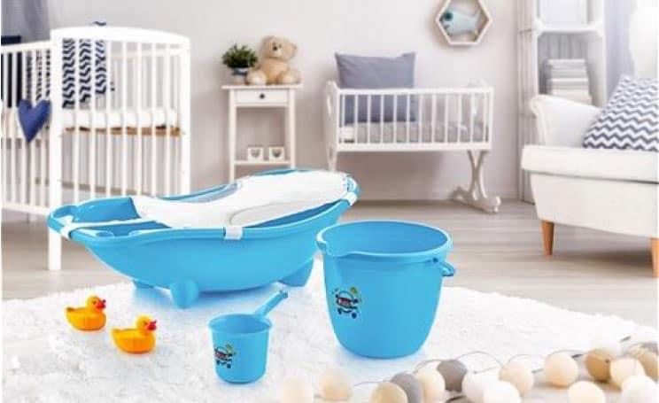 Bebek Küvet Seti/ Banyo Seti