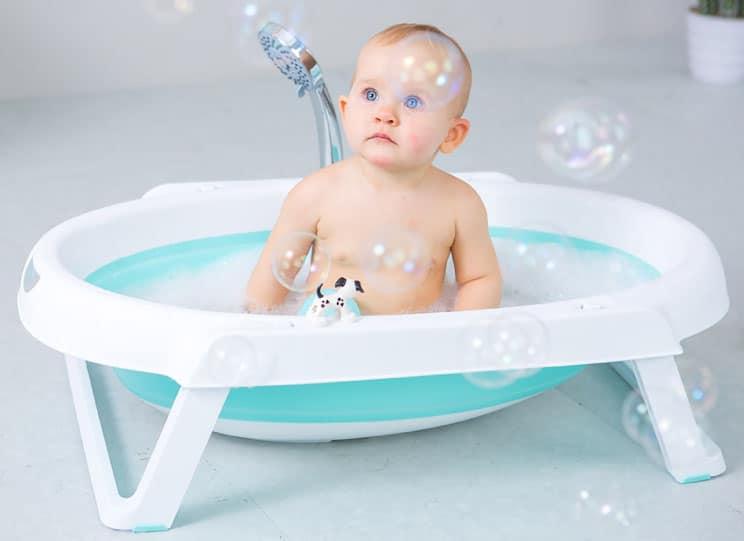 Bebek Küveti Kaç Yaşına Kadar Kullanılır?