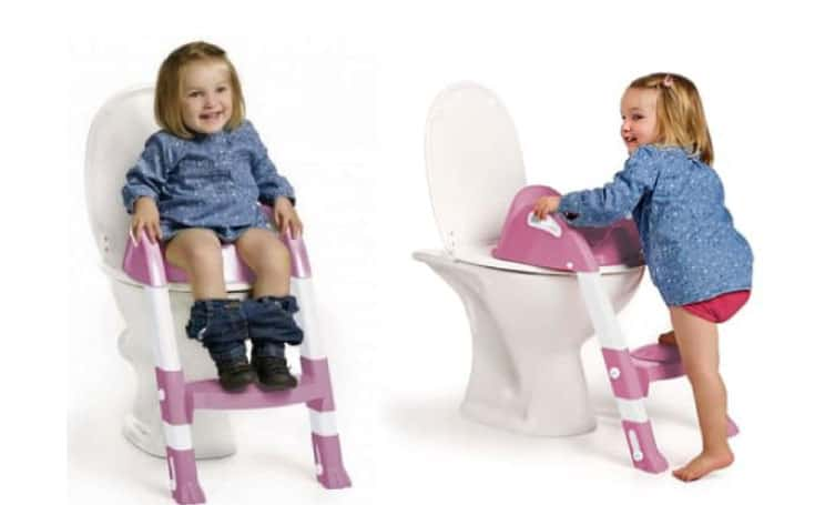 Bebek Tuvalet Merdiveni