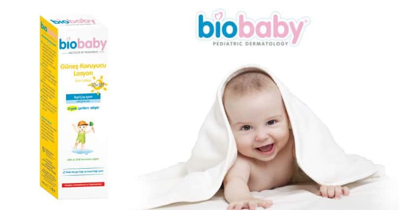 Biobaby Güneş Kremi