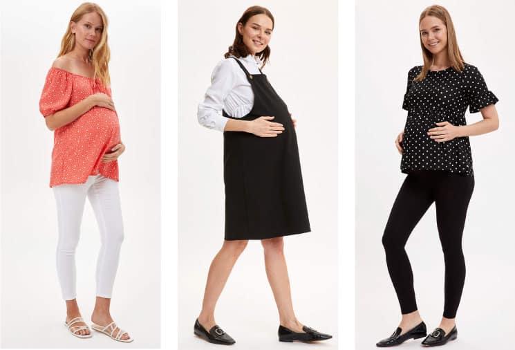 Hamile Giyim Marka Önerileri Sezonlara Göre
