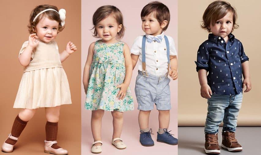 H&M Zara Mango Koton LC Waikiki Bebek Ürünleri