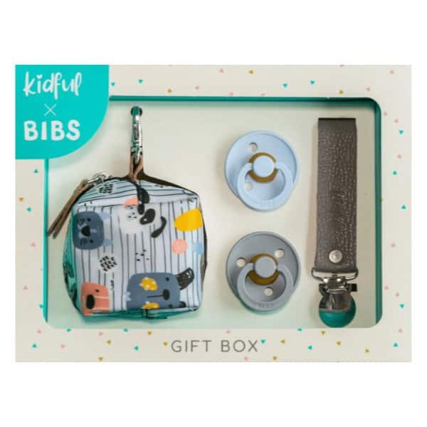 Kidful - Bibs Gift BoxPuppy