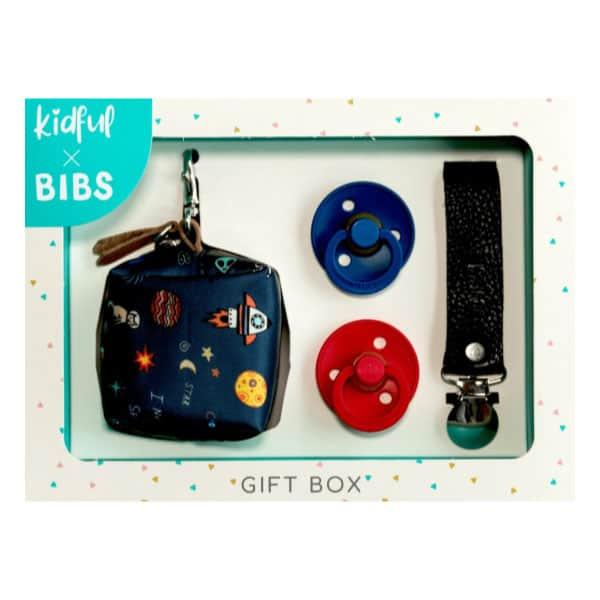 Kidful - Bibs Gift Box Universe