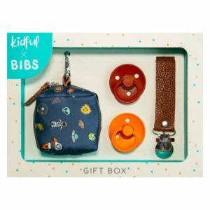 Kidful - Bibs Gift Box Cosmos