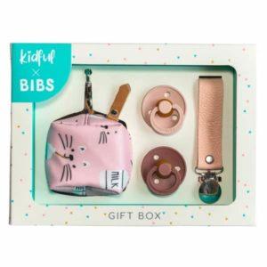 Kidful - Bibs Gift Box Milky