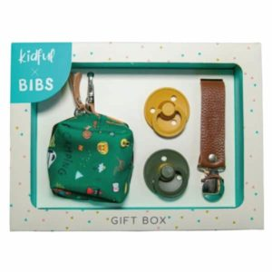 Kidful - Bibs Gift Box Nature