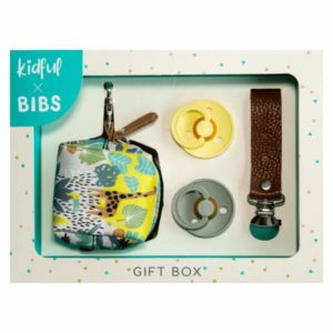 Kidful - Bibs Gift Box Safari