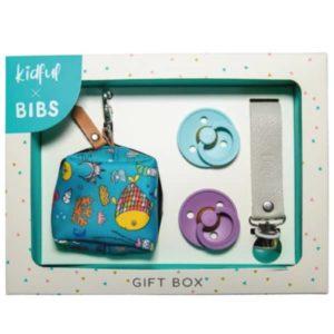 Kidful - Bibs Gift Box Under The Sea