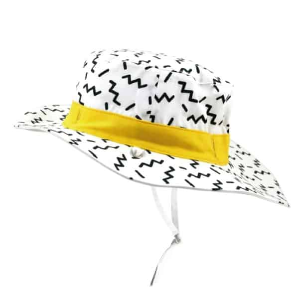 Kietla Şapka Zig Zag