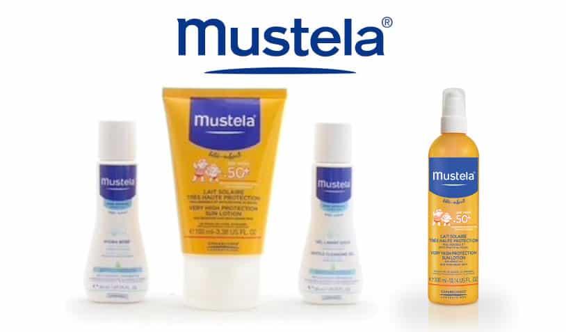 Mustela Milk Spf 50