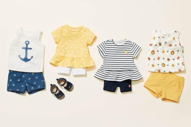 Yazın Doğan Bebekler İçin İhtiyaç Listesi