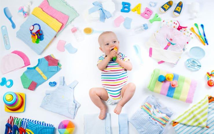 Yenidoğan Bebek İhtiyaç Listesi İçinde En Popüler Ürünler