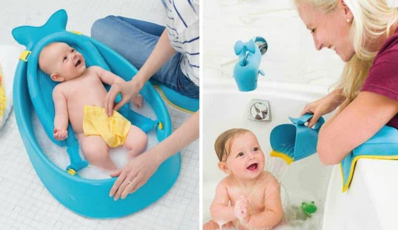 Bebek Banyosunda Kullanılan Araç Gereçler Neler?