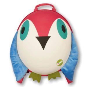 Oopps Sırt Çantası Oval Kuş